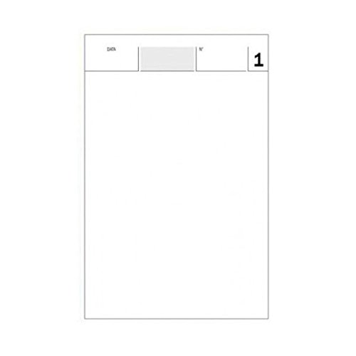 GICA Restaurant-Block, Bar, Pub, Pizzerie, Chemiepapier 50 pz - 2 copie