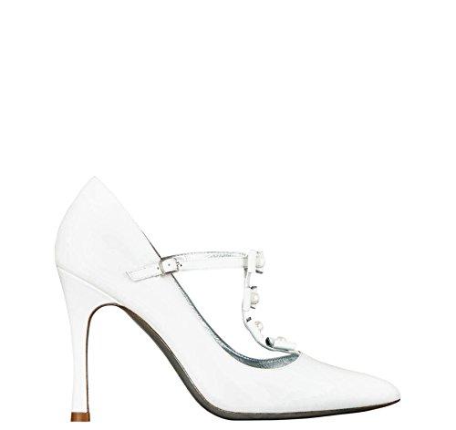 Anna Annabelle Baby Bl Escarpins Blanc Chaussures BC Kesslord Calf en wvCIqqd