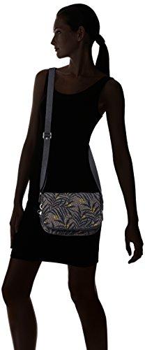 Earthbeat Women��s Kipling Bloom Bag Tropic Shoulder Multicolour Bl S 5ZFxwTF