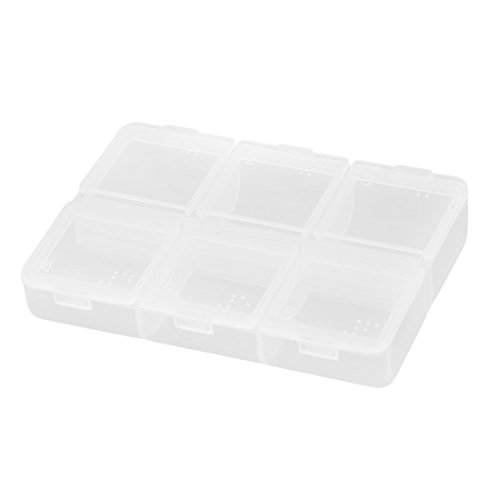 6 Compartment Box - 6