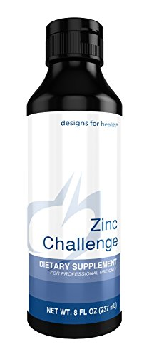 Designs for Health - Zinc Challenge, 8 Fl Oz, 24 Servings