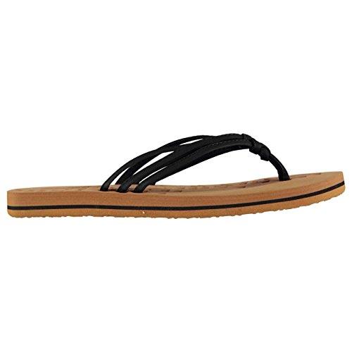 ONeill Oneill Femme DY Tongs Chaussures de Plage Noir 36