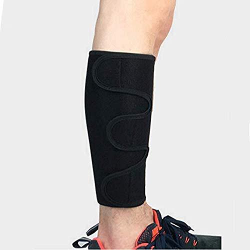 Women S Men S Privfit Calf Brace Shin Splint Compression Lower Leg Wrap Support For Torn Calf Muscle Strain Sprain Pain Relief Tennis Leg Injury Amazon In Health Personal Care