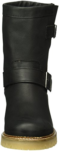 Women's Boots Biker of Eden Black Bop Black Apple wqUAaBT