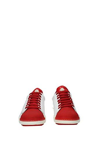Moncler Sneakers Herren - Leder (101540001678) EU Rot