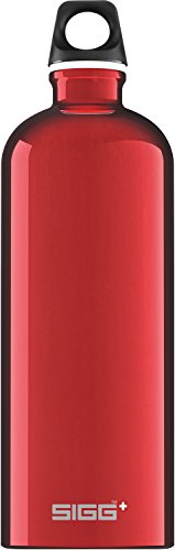 Sigg Traveller Water Bottle (Red, 0.4-Litre) by Sigg