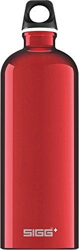 Sigg Traveller Water Bottle (Red, 0.6-Litre)