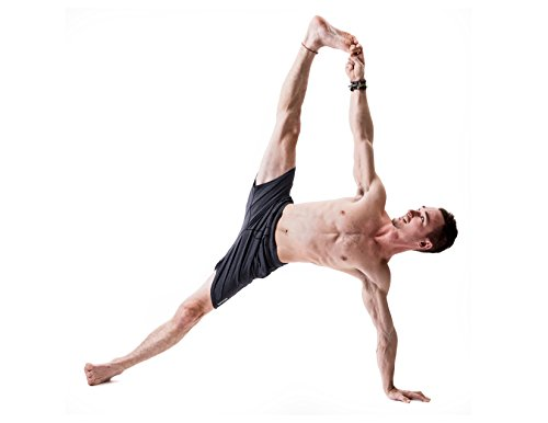 97e0dac62d Amazon.com : Yoga Crow Mens Swerve Shorts w/Odor-Resistant Inner Liner :  Clothing