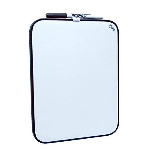 Communication Board - Dry Erase - 8 1-2 inches x 11 inches