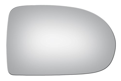 Burco 5285 Convex Passenger Side Replacement Mirror Glass for 07-17 Jeep Compass (2007, 2008, 2009, 2010, 2011, 2012, 2013, 2014, 2015, 2016, 2017)