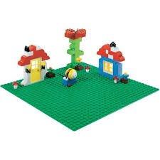 LEGO Green Base Plate 626 10