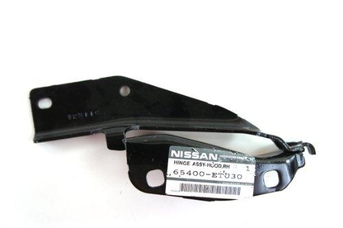 - Genuine Nissan Parts 65400-ET030 Hood Hinge Assembly