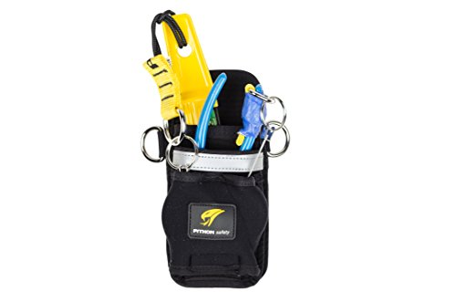 3M DBI-SALA Fall Protection For Tools, 1500109,Dual Tool Harness Holster w/Retractor For 2 Hand Tools andLoaded w/Innovative Product Features by 3M Fall Protection Business (Image #1)