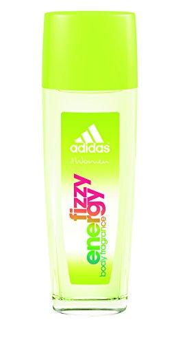 Adidas Fragrance Fizzy Energy Eau de Parfum Spray, 2.5 Fluid Ounce