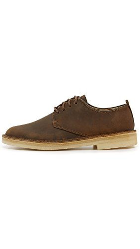 Beeswax Leather Londres Zapato Desert Oxford Clarks wzqTvxZ6