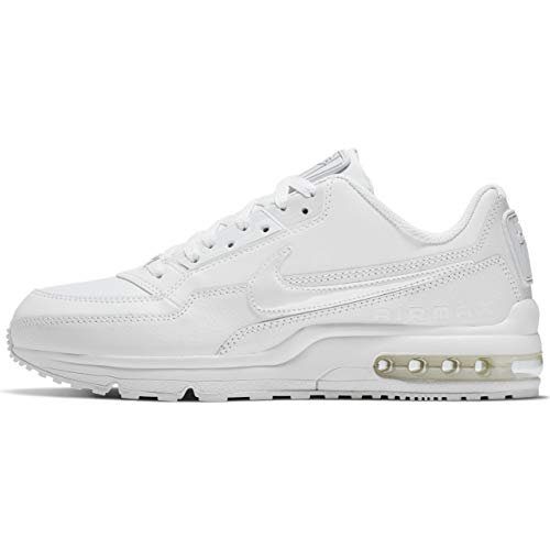 Nike Mens Air Max LTD Running Shoes White/White 687977-111 Size 8