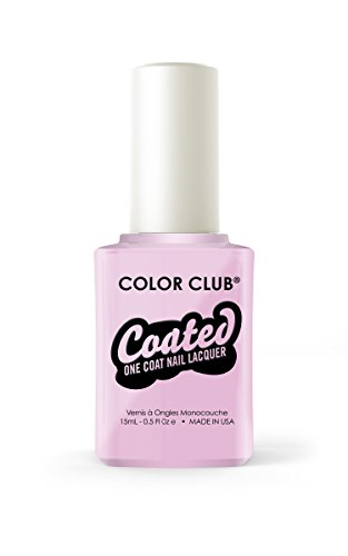 Color Club One-Step Queen Nail Lacquer, Digging the Dancing, 0.5 Fluid Ounce