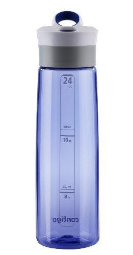 Contigo Autoseal Grace Water Bottle, 24-Ounce, Cobalt by Contigo (Contigo Grace Water Bottle compare prices)