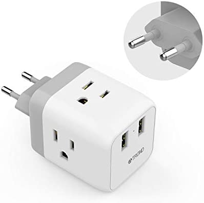 European Adapter TROND American Type product image
