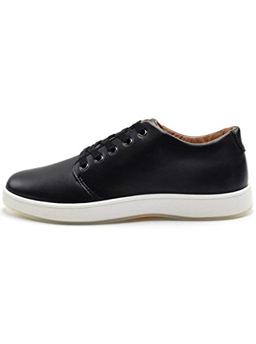 Aureus Heren Insignia Sneaker Zwart
