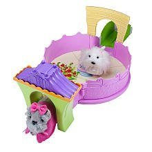 Zhu Zhu Puppies The Bark De Triomphe Play Yard Puppies Not Included! by Cepia LLC [並行輸入品] B00U201D5Y