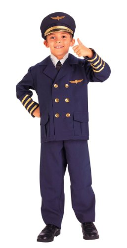 Forum Novelties Airline Pilot Children's Costume]()