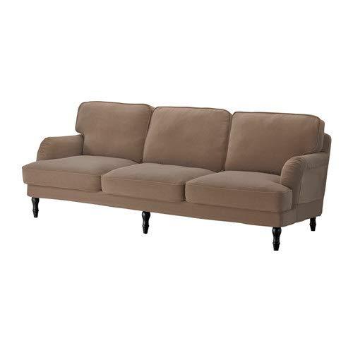 Amazon.com: IKEA STOCKSUND - Slipcover for 3.5-Seat Sofa ...
