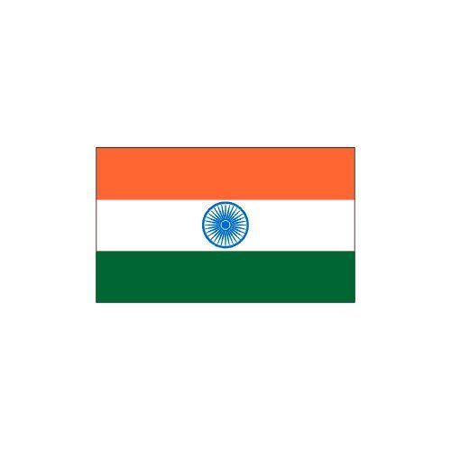 US Flag Store India Flag 3ft x 5ft Superknit - Store And India Online