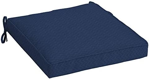 Arden Companies Arden Selections DriWeave Sapphire Leala Outdoor Seat Cushion