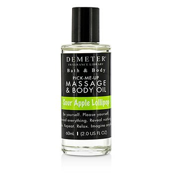 Demeter Sour Apple Lollipop Massage & Body Oil ()