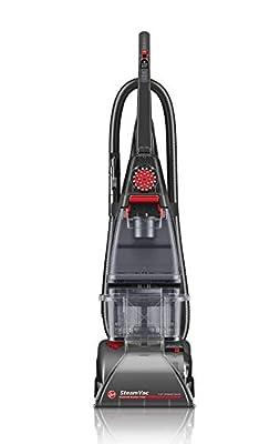 Hoover F5914901NC SteamVac Plus Carpet Cleaner with Clean Surge (Renewed)
