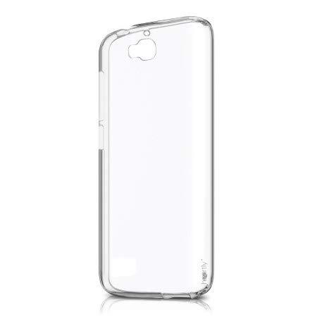 VKM Soft  amp; Flexible Transparent Back Phone Case for Honor Holly 2 Plus  Transparent