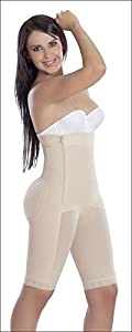 Compression Girdle Strapless 9141 Beige
