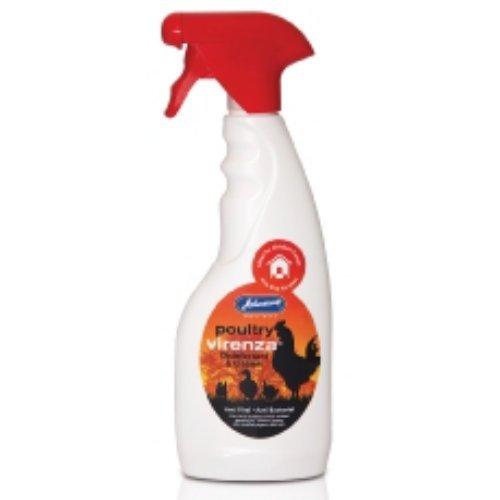 Johnsons Vet Poultry Virenza Disinfectant, 500ml
