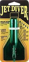 Jensen - Jet Diver 30 Met Dark Green by Luhr Jensen