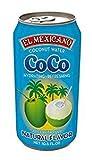 El Mexican Elmex Coconut Water 10.5 oz (Pack Of 24)