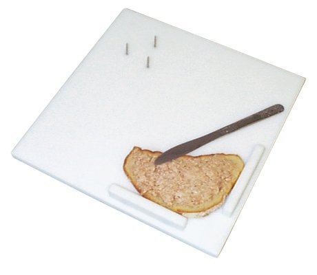 "Parsons ADL 61-0200 Cutting Board, 12"" x 12"""