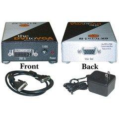 Dealsjungle Gefen DVI-D to VGA Converter, Digital to Analog Video, DVI-D Female to HD15 Female