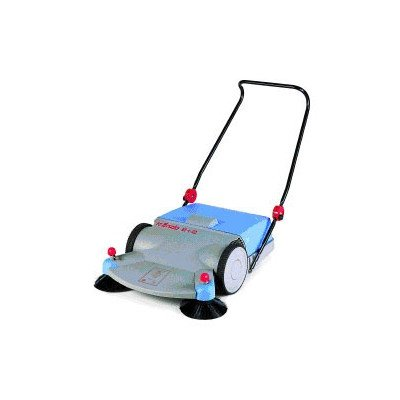 KranzleUSA Sweeper 2+2 Push Sweeper, 31-1/2'' Cleaning Width