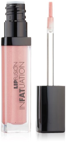 FusionBeauty InFATuation Liquid Plumping Lipstick, Angelic