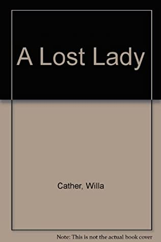 book cover of A Lost Lady