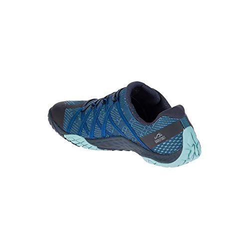 Mesh Glove Aqua Chaussures Bleu E 4 Merrell Femme Trail xU1fCwfAq