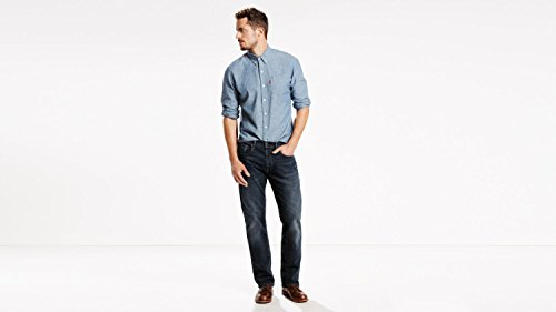 Levi's Men's 559 Relaxed Straight Fit Jean - 40W x 34L - Navarro (559 Fit Relaxed Jean)
