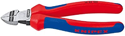 "Knipex 14 22 160 SB Diagonal Insulation Strippers 6,3"" in blister packaging"