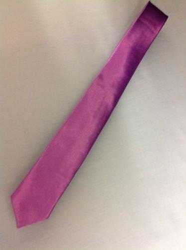 Cravatta Pianura Work Classico Neck colori 4 Viola formale Donna Satin Unisex Uomo Nero tFqx0zwn4