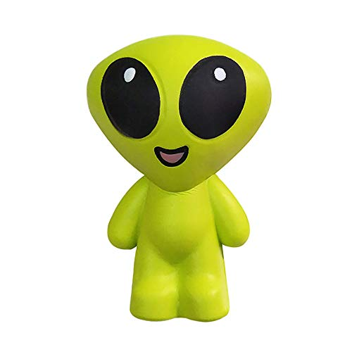 LtrottedJ Big Eyes Alien Slow Rising Squishies Scented Squeeze Reliever Stress Toy -
