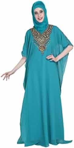 61a13d5a8e MaximCreation Modern Farasha Fancy Abaya Jilbab Arabian Party WEAR for  Women Clothing EDH 5309