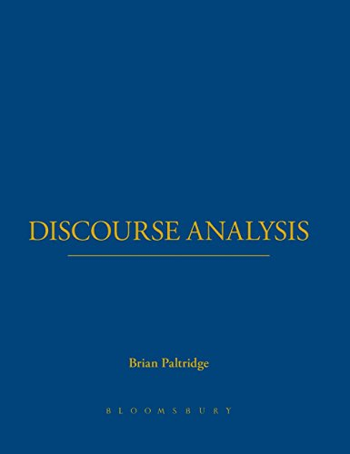 Discourse Analysis: An Introduction (Bloomsbury Discourse)
