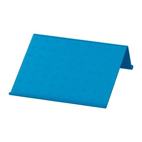 Ikea isberget Tablet Soporte luz Azul - cómodo y Ajustable a 2 Posiciones: Amazon.es: Hogar
