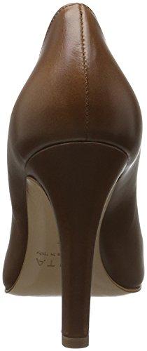 Evita Shoes Cristina - Tacones Mujer Braun (Cognac 26)